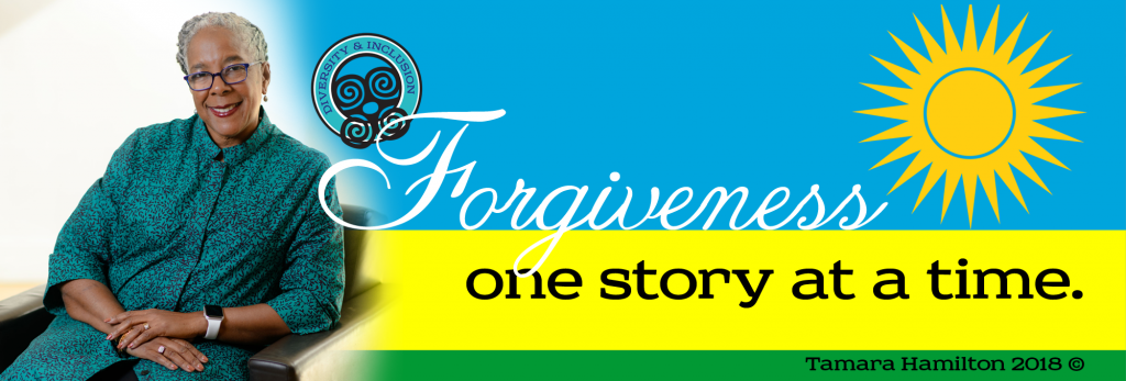 -forgiveness one story at a time - how do we forgive racial tension