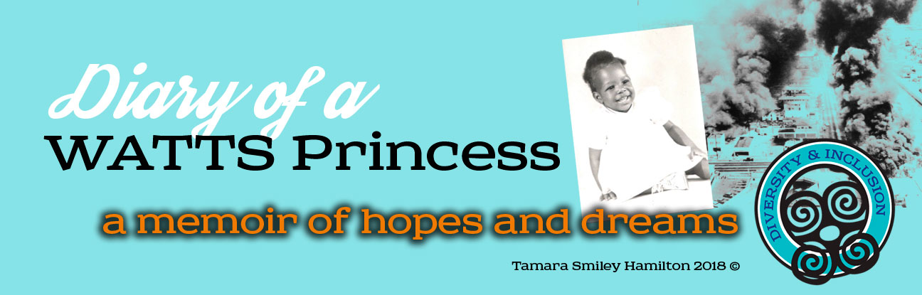 Diary of a WATSS Princess Tamara Smiley Hamilton