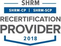 SHRM Recertification Provider 2018