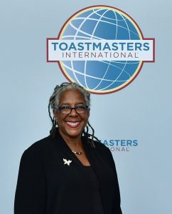 Toastmasters International Tamara Hamilton