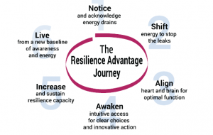 The Resilience Advantage Journey